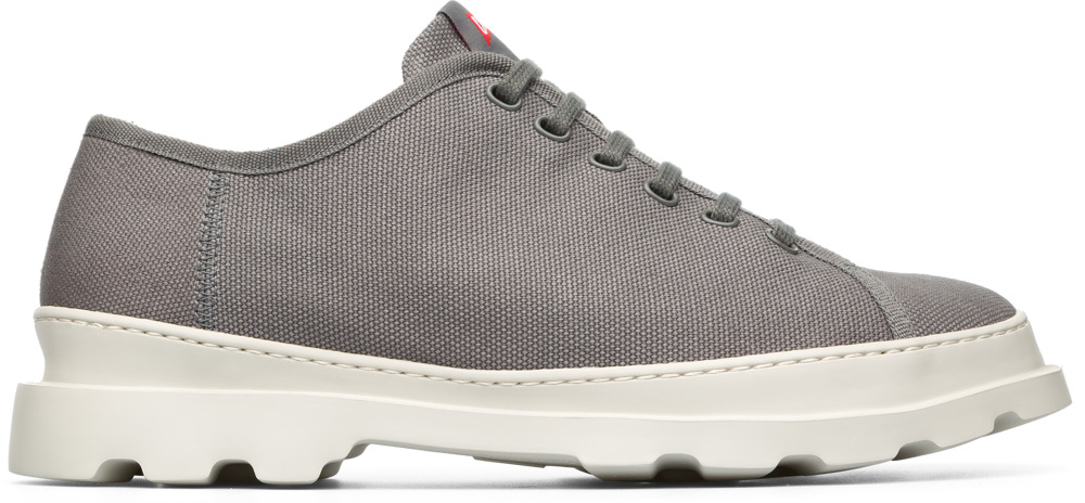 Camper Brutus Grey Casual Shoes Men K100294-005