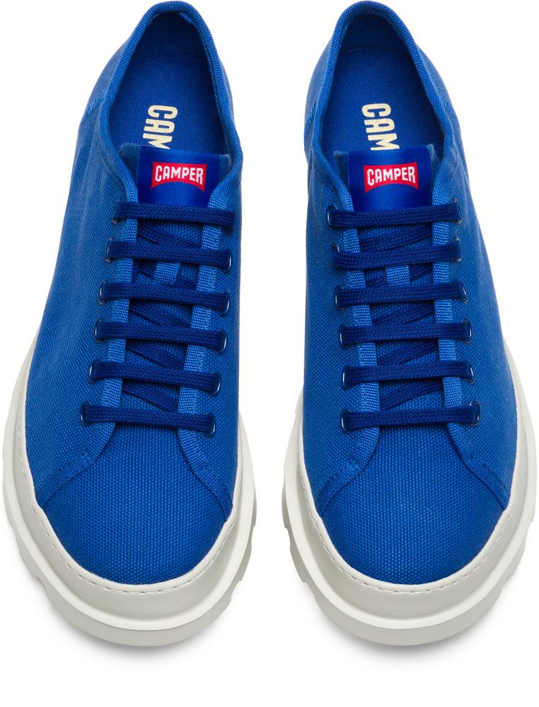 Camper Brutus Azul Zapatos Casual Hombre K100294-006