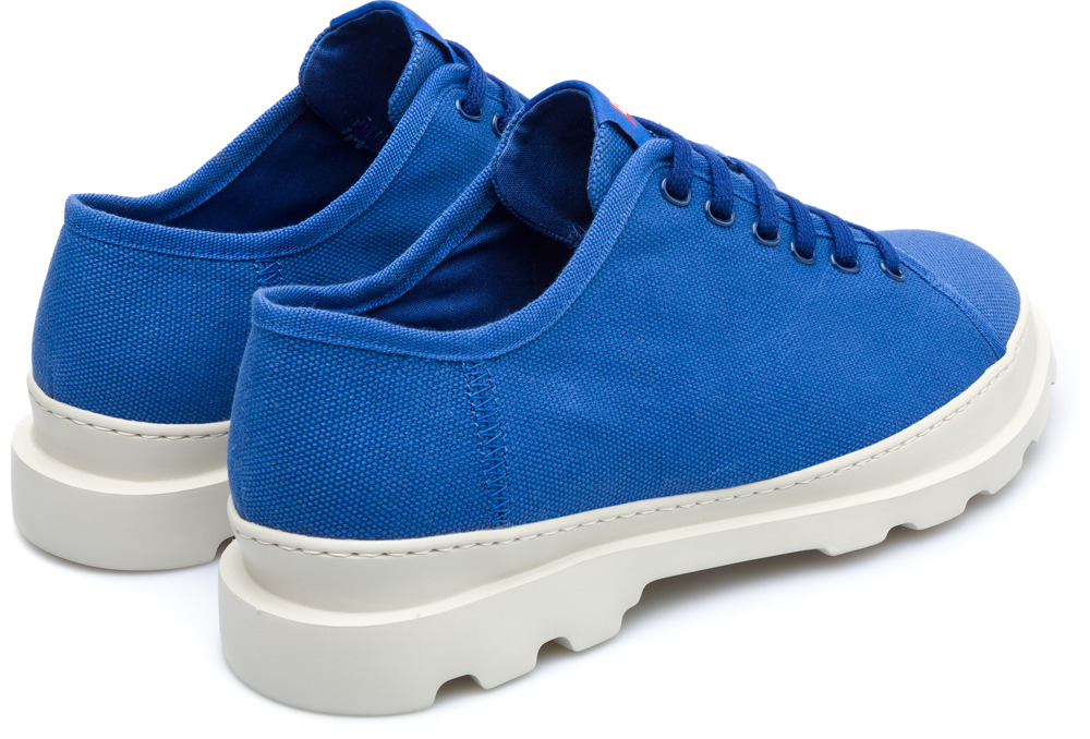 Camper Brutus Blue Casual Shoes Men K100294-006