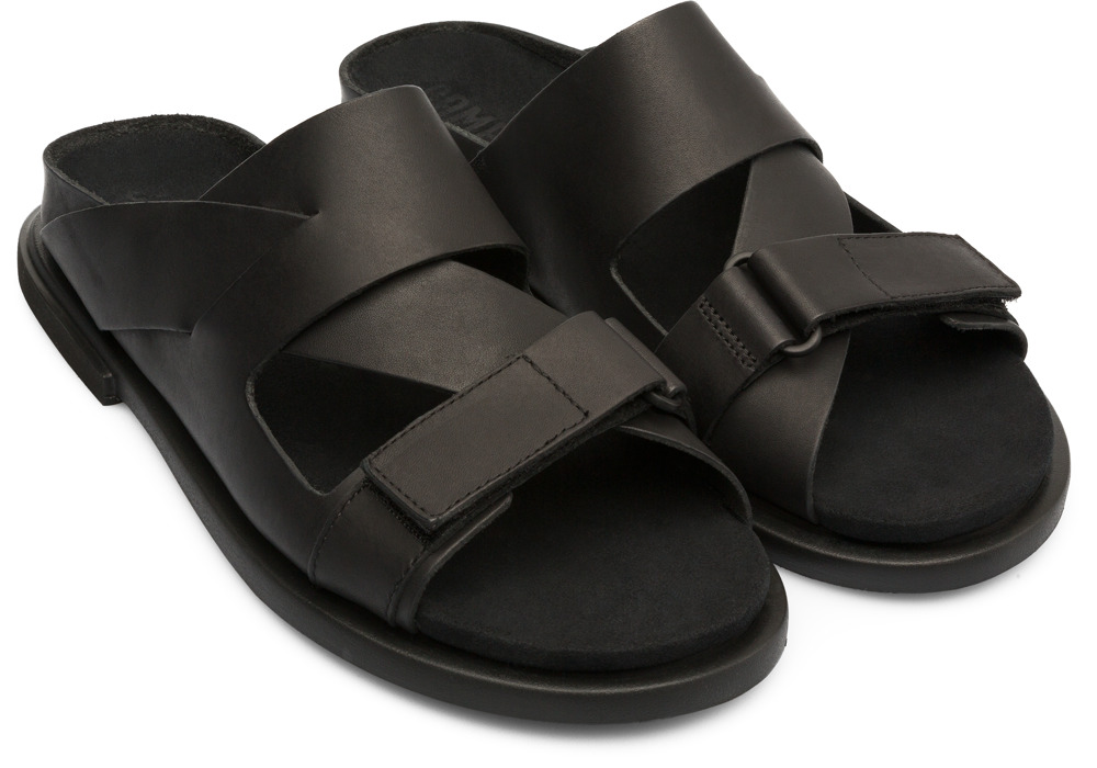 Camper Edo Black Sandals Men K100298-001