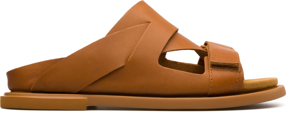 Camper Edo Brown Sandals Men K100298-002