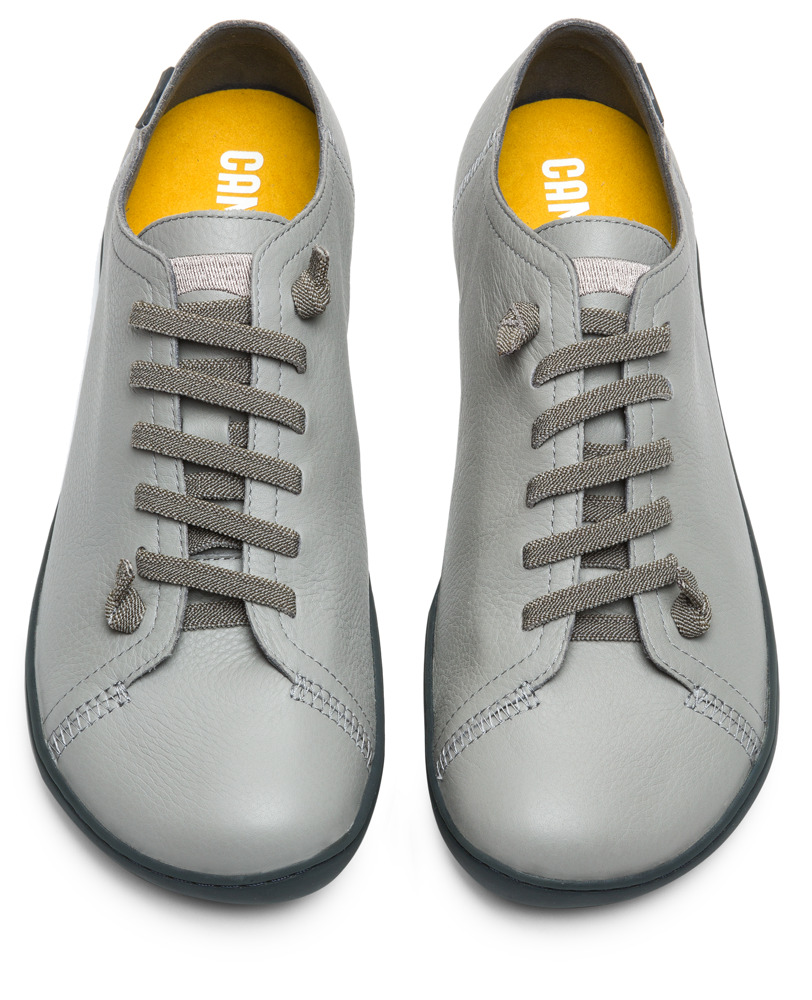 Camper Peu Grey Casual Shoes Men K100300-002