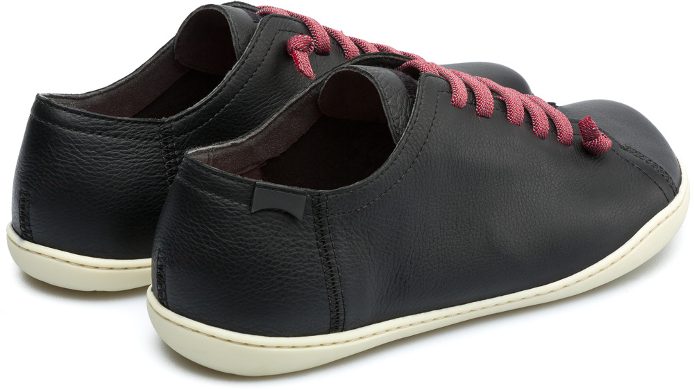 Camper Peu Black Casual Shoes Men K100300-003