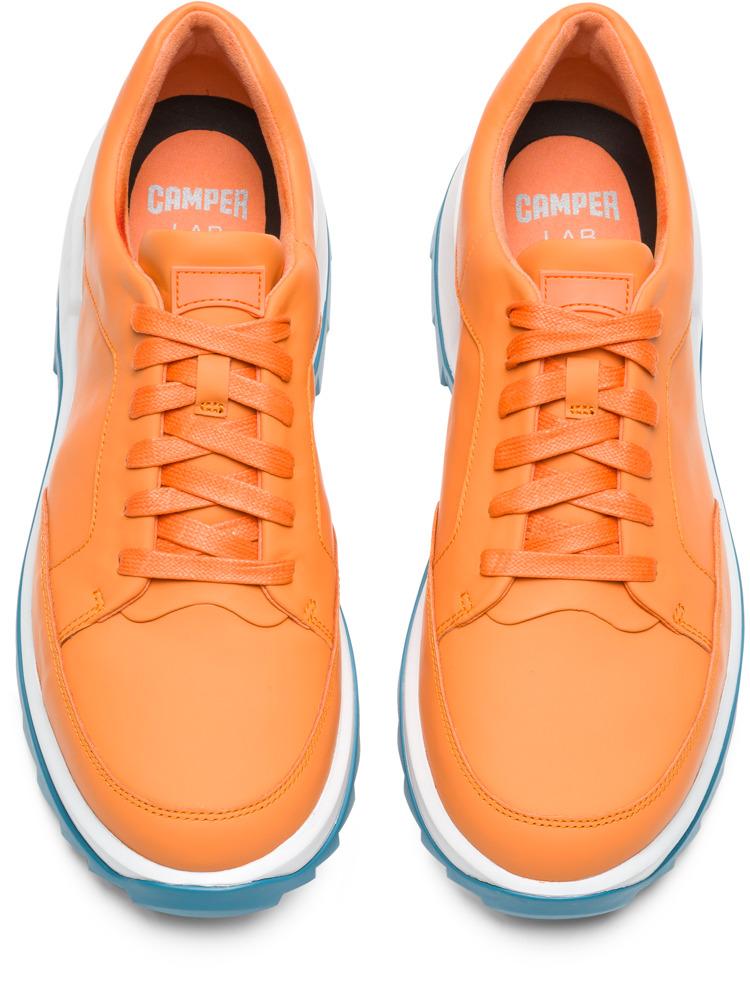 Camper Helix Orange Sneaker Herren K100316-001