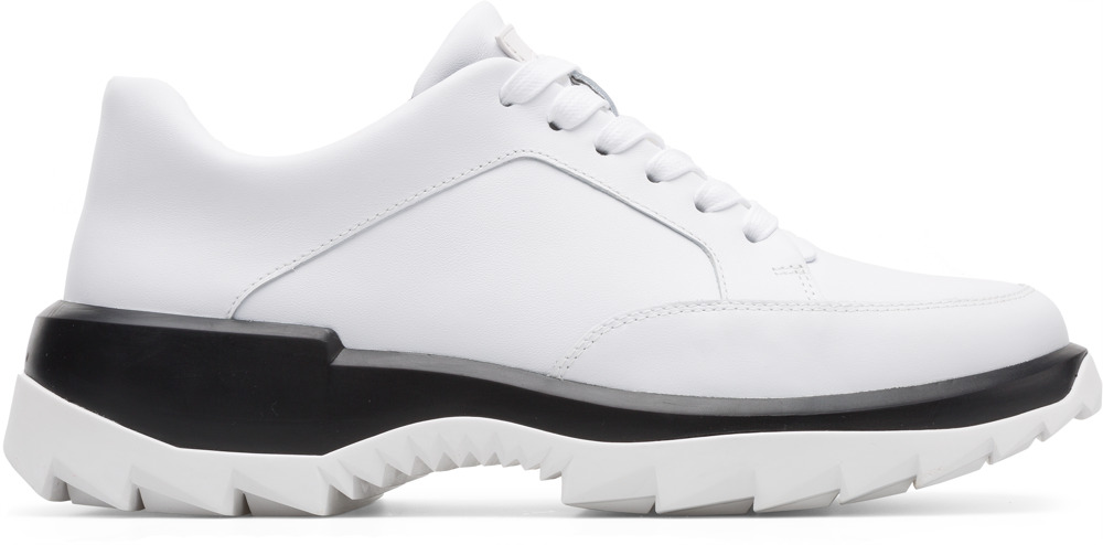 Camper Helix White Sneakers Men K100316-003