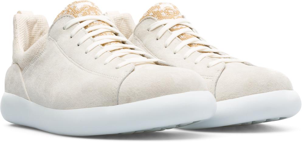 Camper Capsule Beige Sneakers Hombre K100319-006