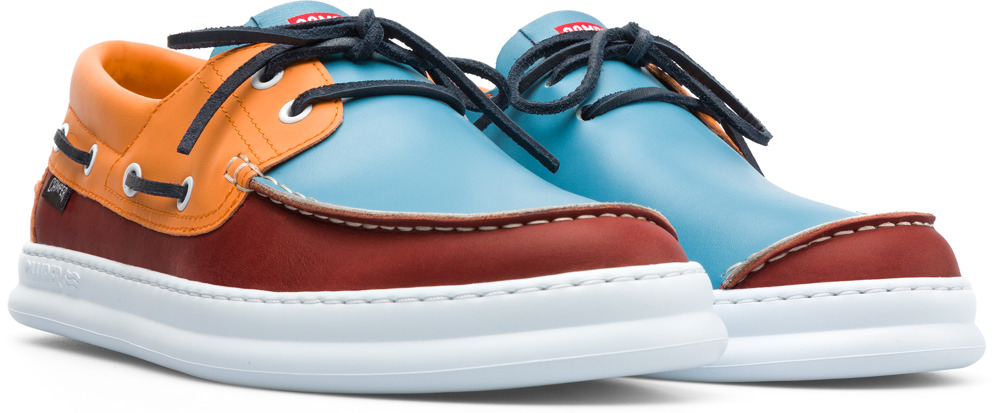 Camper Twins Multicolor Baskets Homme K100325-002