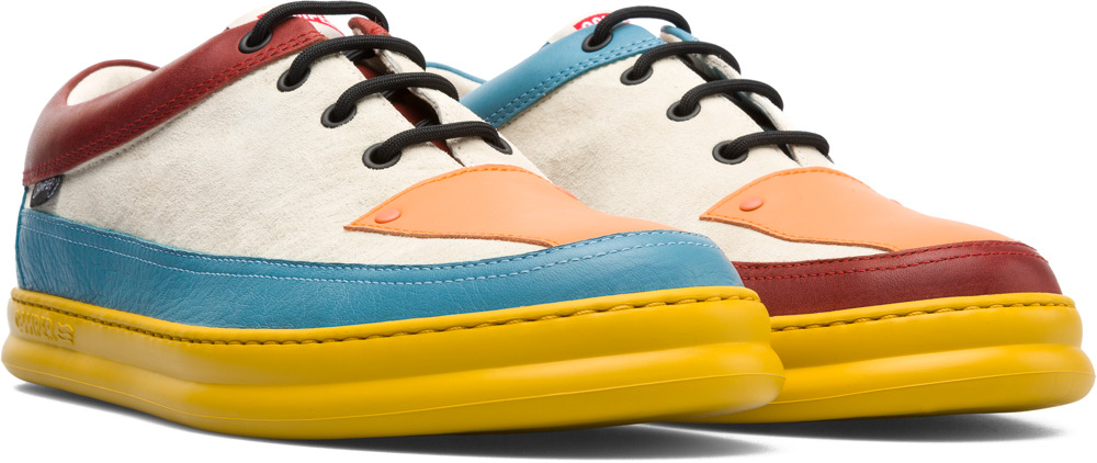 Camper Twins Multicolor Baskets Homme K100328-001