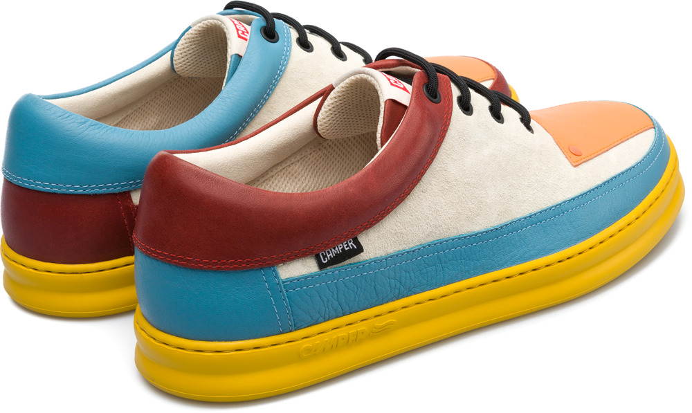Camper Twins Multicolor Sneakers Men K100328-001