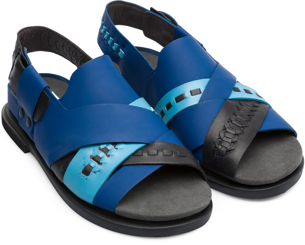 Camper Twins Multicolor Sandals Men K100331-001