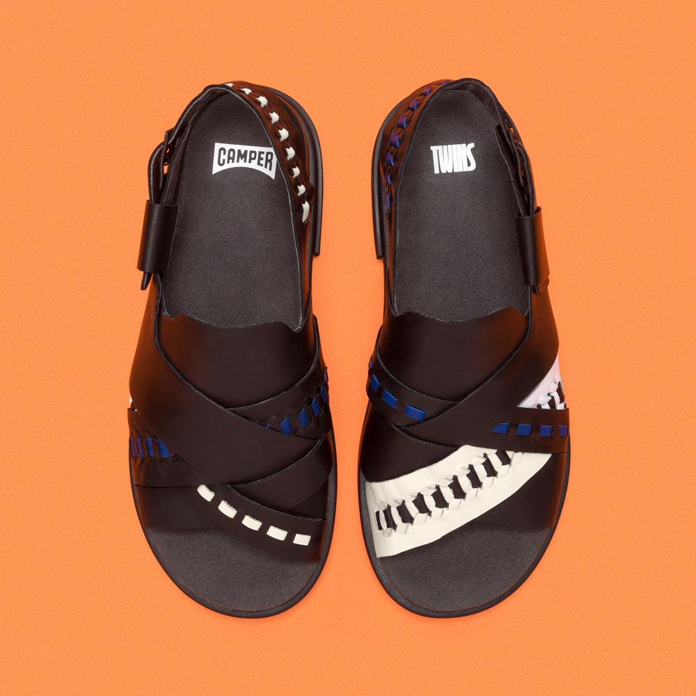 Camper Twins K100331-002 Sandals men bR1Um81jf