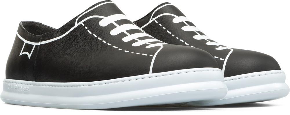 Camper Twins Black Sneakers Men K100333-001