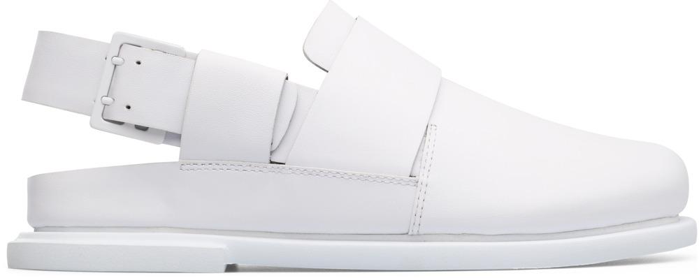 Camper Edo White Formal Shoes Men K100339-006
