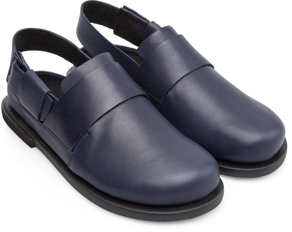 Camper Edo Blue Formal Shoes Men K100339-009