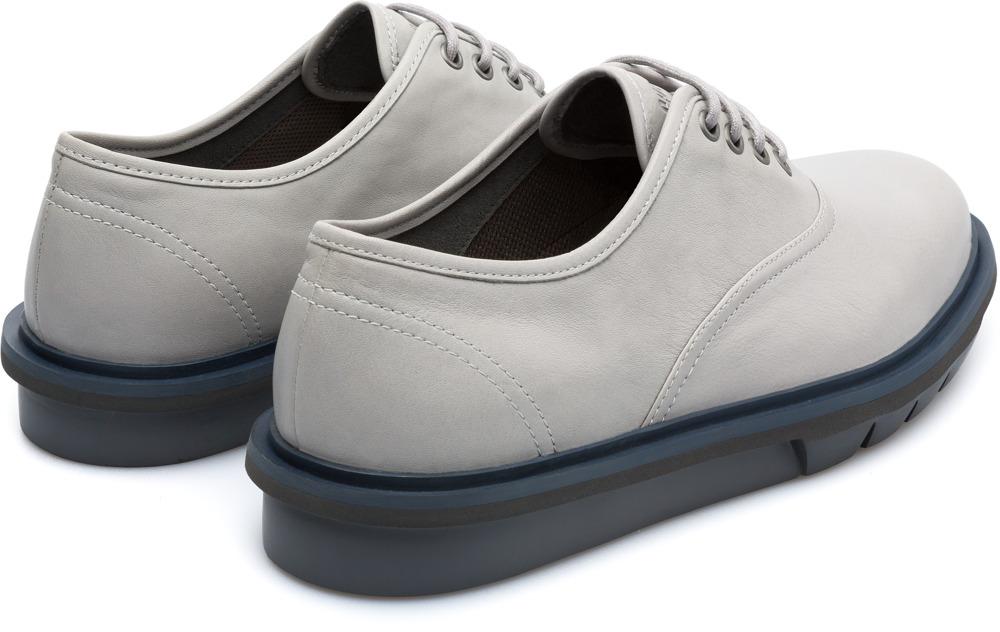 Camper Mateo Gris Zapatos de vestir Hombre K100342-001