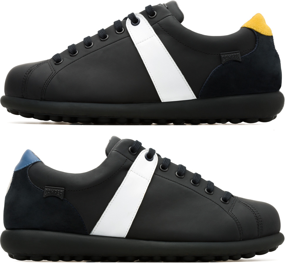 Camper Twins Multicolor Casual Shoes Men K100343-001