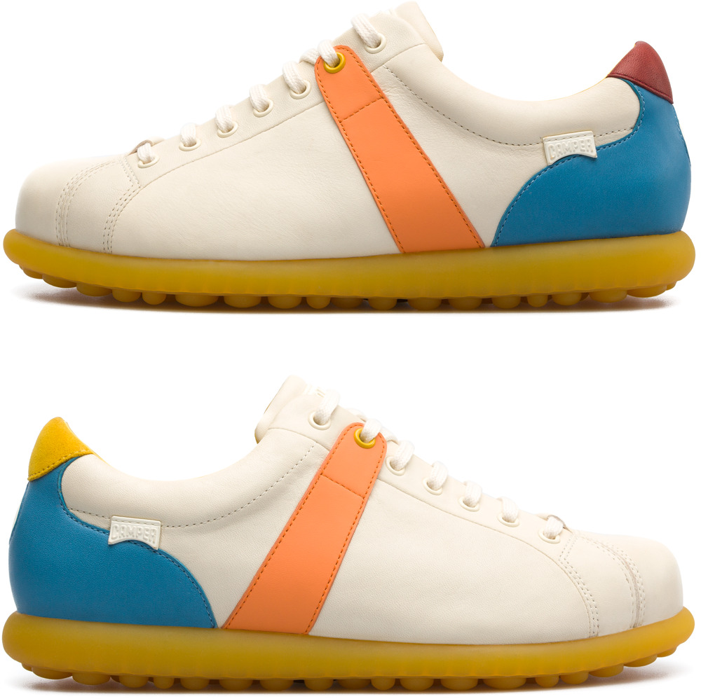 Camper Twins Multicolor Casual Shoes Men K100343-002
