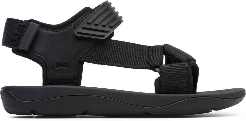 Camper Camper x Dust Black Sandals Men K100345-001