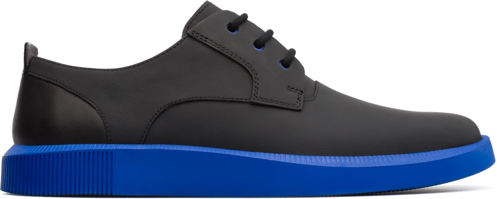 Camper Bill Black Formal Shoes Men K100356-001
