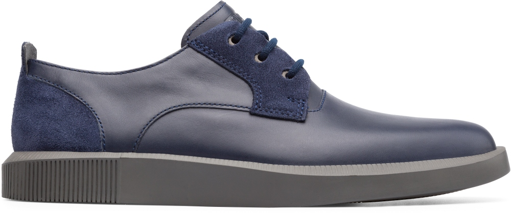 Camper Bill Blue Formal Shoes Men K100356-004