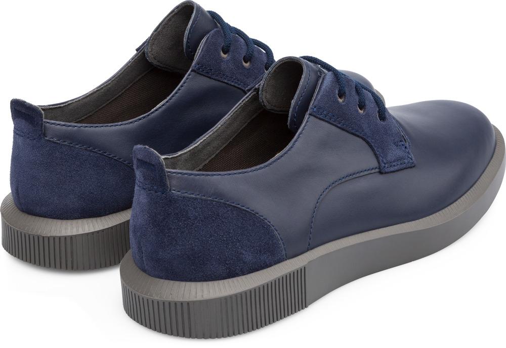 Camper Bill Blue Formal Shoes Men K100356-004