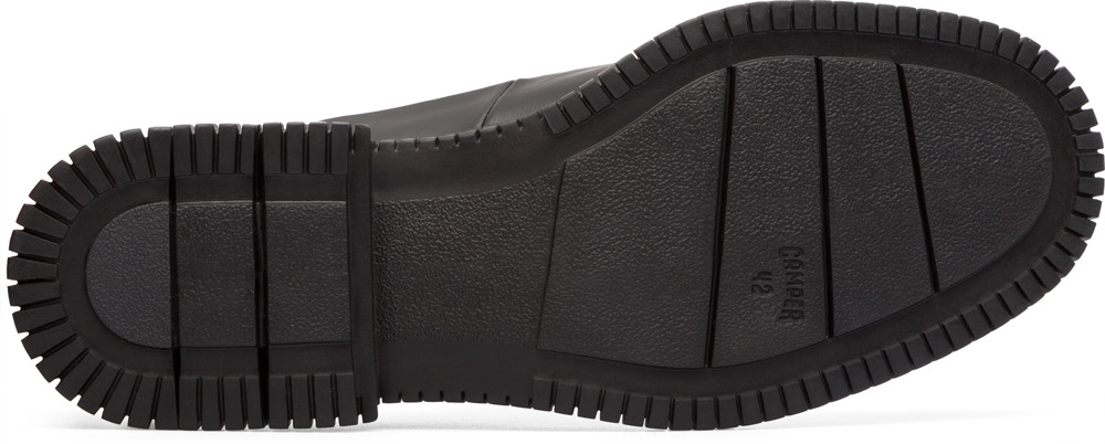 Camper Pix Negro Zapatos de vestir Hombre K100360-004