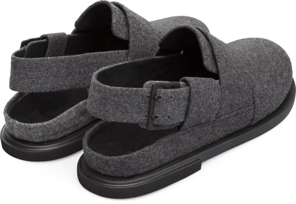 Camper Edo Gris Zapatos de vestir Hombre K100376-003