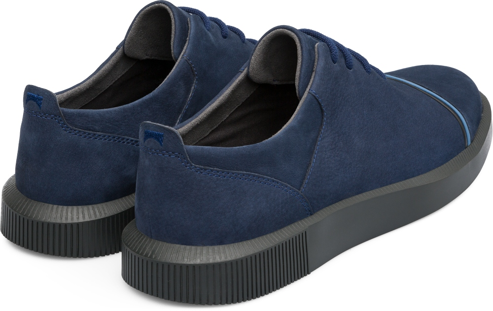Camper Twins Azul Zapatos de vestir Hombre K100388-001