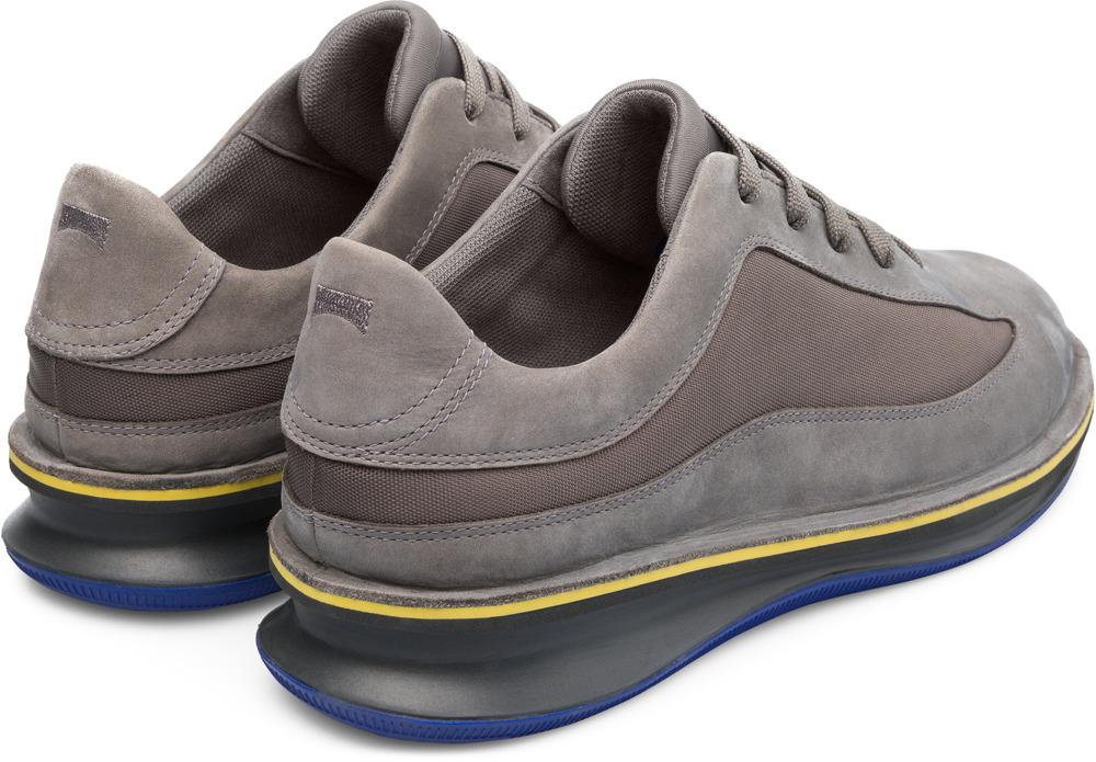 Camper Rolling Gris Sneakers Hombre K100390-003