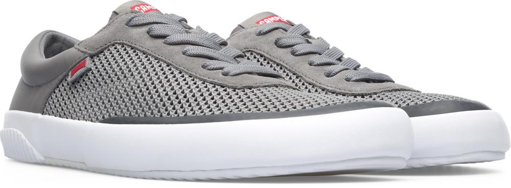 Sannysis Mesh Schuhe Herren Low Top Outdoor Sneaker Sommer Sportschuhe Trekking Schuhe mit Anti Rutsch Atmungsaktiv Größe 38 44 B07H81XKM6