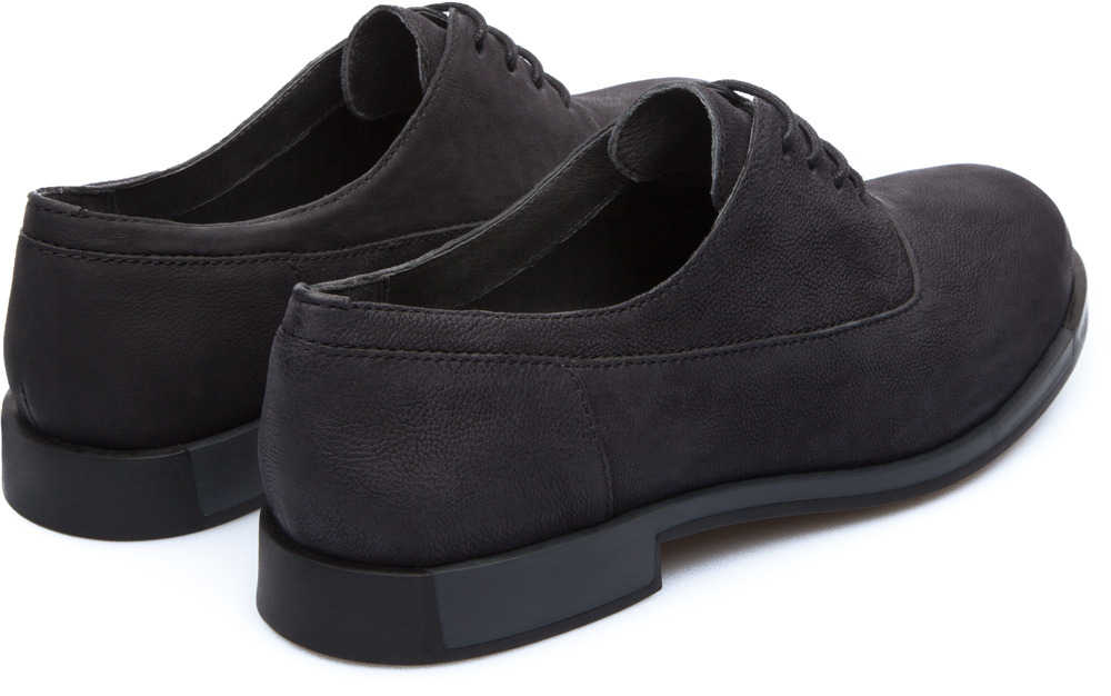 Camper Bowie Negro Zapatos planos Mujer K200016-003