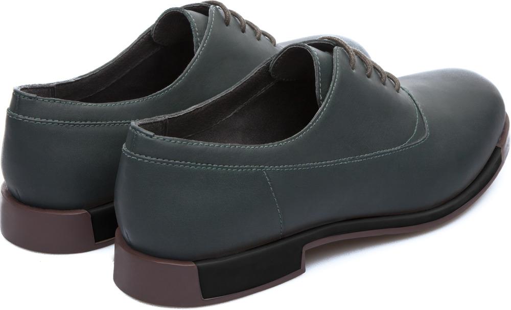 Camper Bowie Verde Zapatos planos Mujer K200016-006