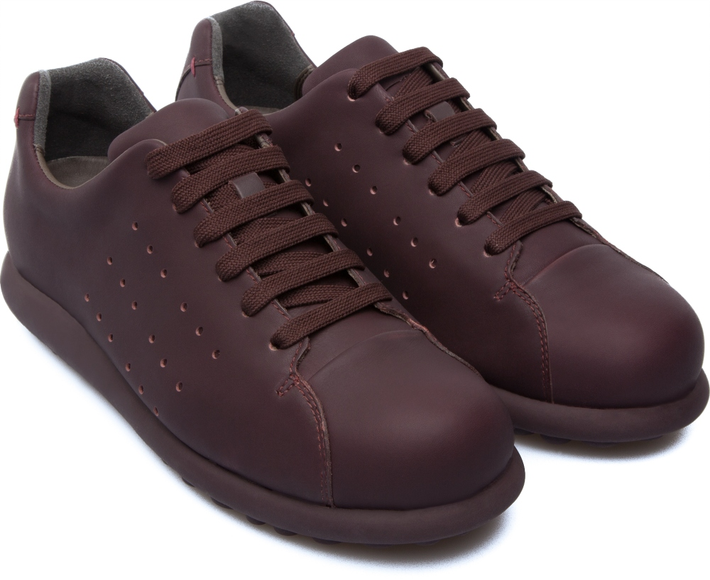 Camper Pelotas Rojo Sneakers Mujer K200038-010