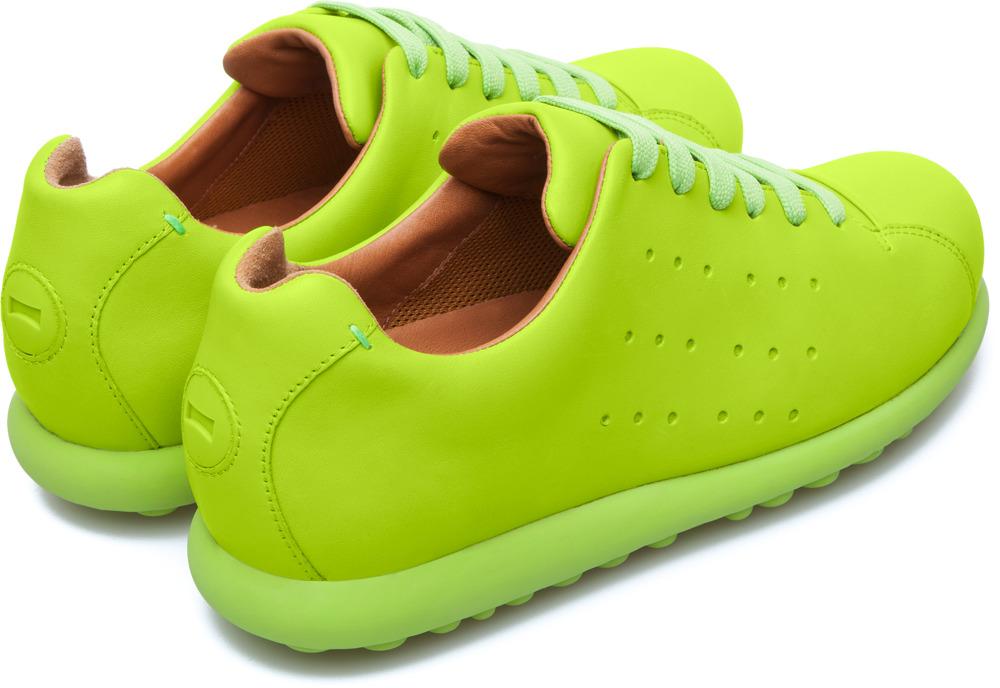 Camper Pelotas Green Sneakers Women K200038-011