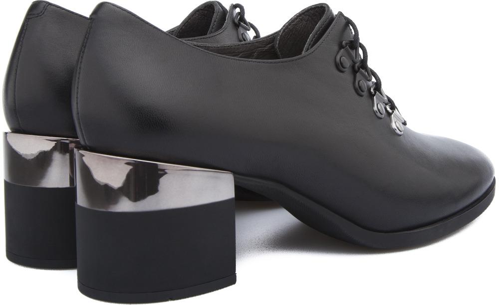 Camper Hannah Negro Zapatos de tacón Mujer K200054-002