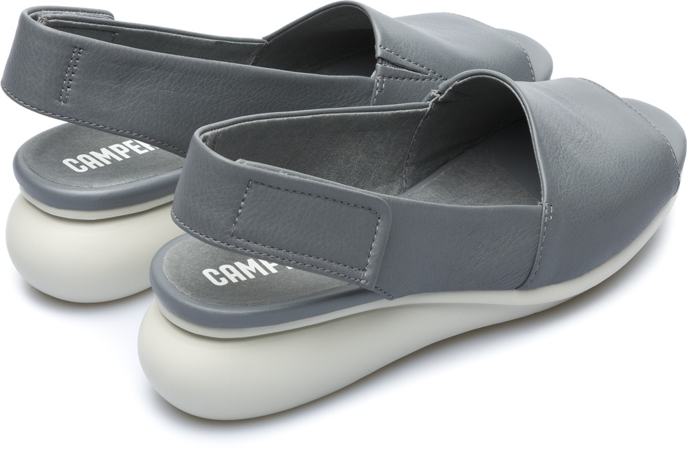 Camper Balloon Grey Platforms / Wedges Women K200064-008