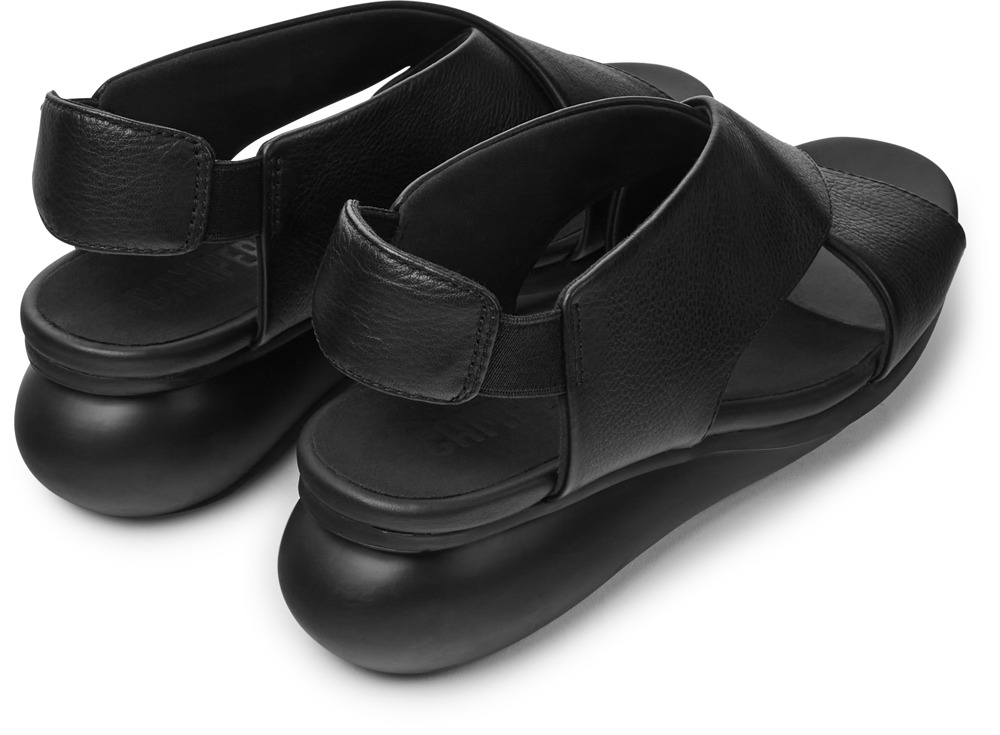 Camper Balloon Black Casual Shoes Women K200066-008