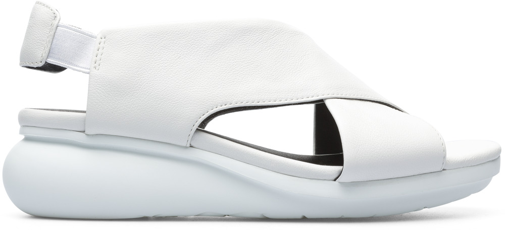 Camper Balloon White Sandals Women K200066-009