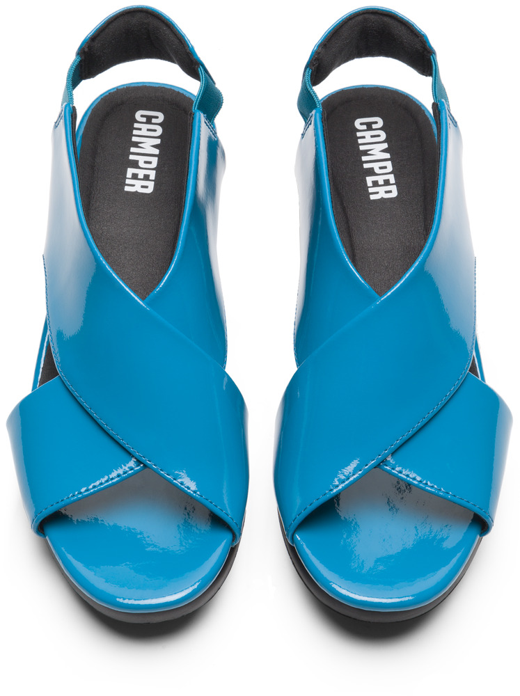Camper Balloon Blue Sandals Women K200066-010