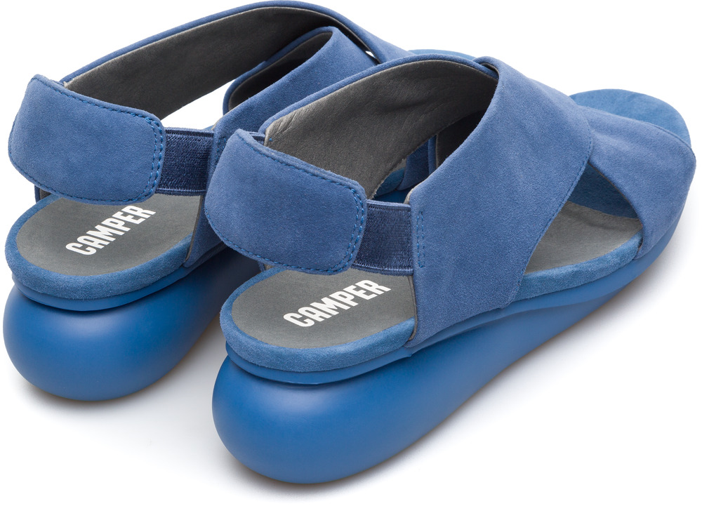 Camper Balloon Blue Casual Shoes Women K200066-018