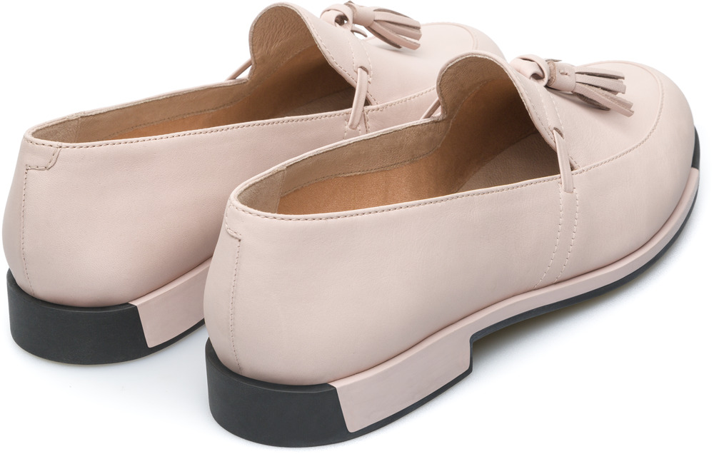 Camper Bowie Pink Flat Shoes Women K200074-009