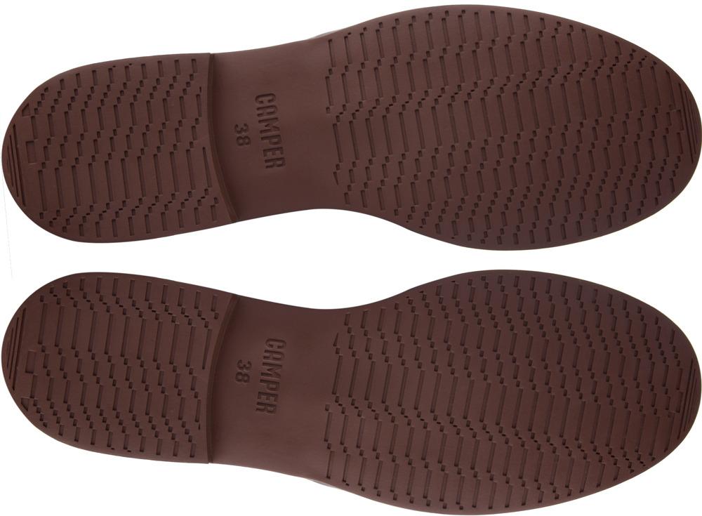 Camper Twins Purple Flats Women K200077-002