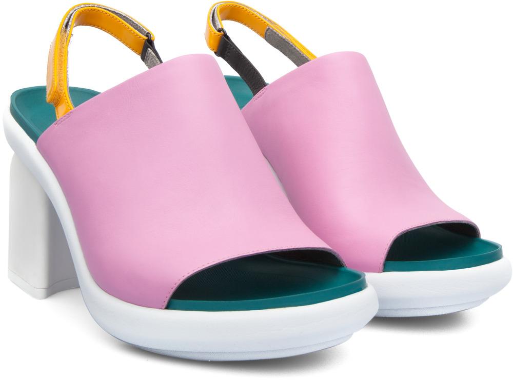 Camper Paradise Pink Heels Women K200097-003