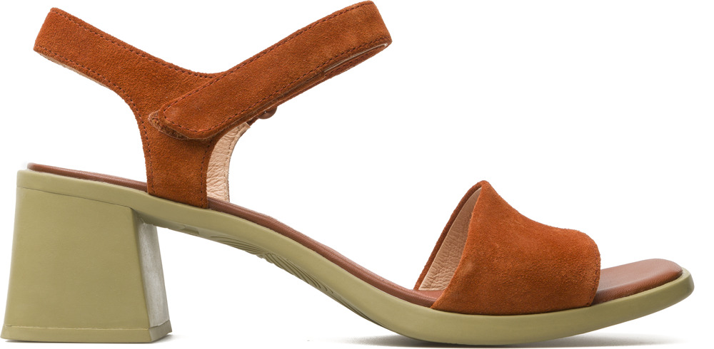 Camper Karolina Brown Heels Women K200101-007