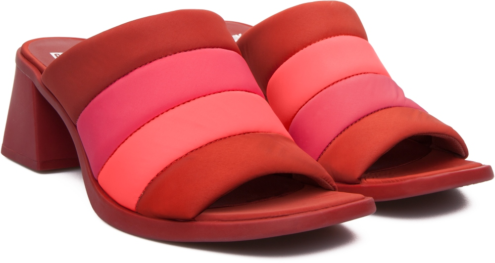 Camper Twins Multicolor Heels Women K200103-002