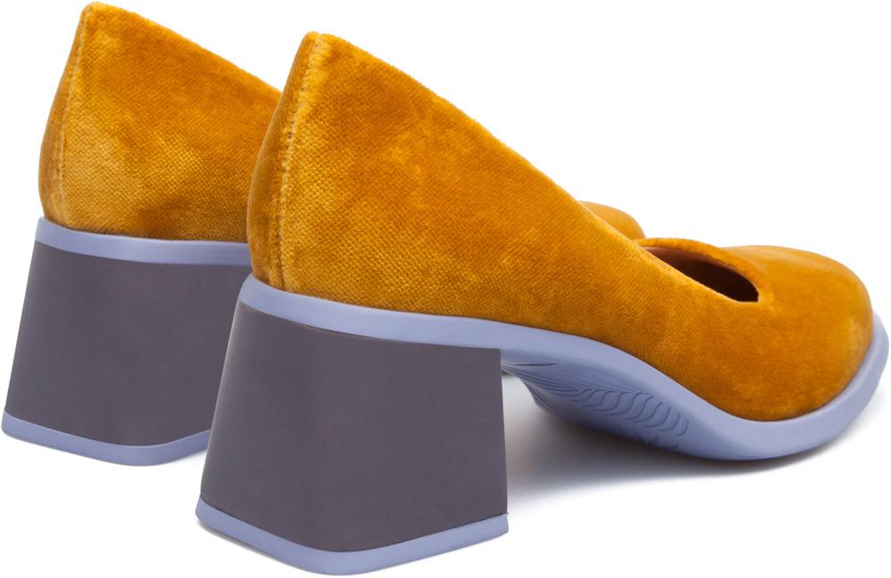 Camper Karolina Yellow Heels Women K200105-003