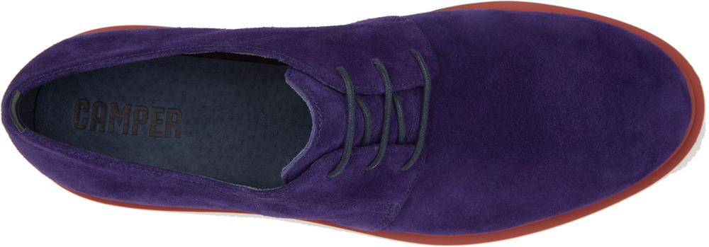 Camper Marta Purple Flats Women K200114-005