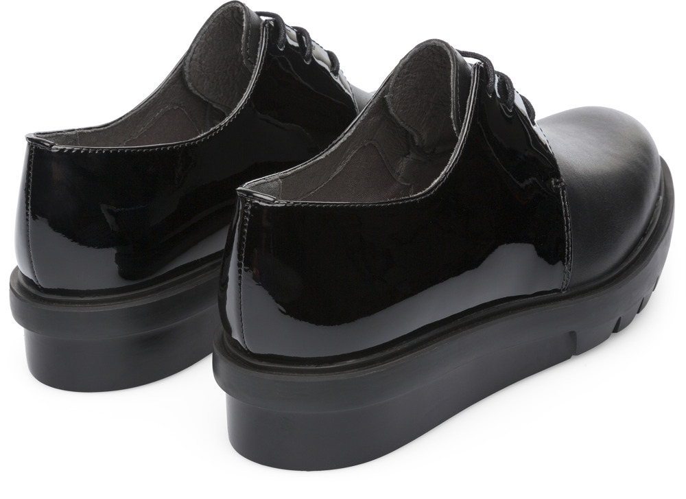 Camper Marta Black Flat Shoes Women K200114-014