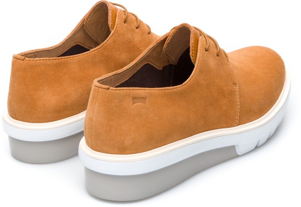 Camper Marta Brown Formal Shoes Women K200114-019
