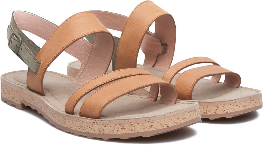 Camper PimPom Multicolor Sandals Women K200137-006